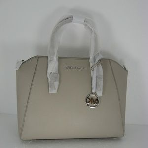 Michael Kors Ciara Large TZ Satchel 8181
